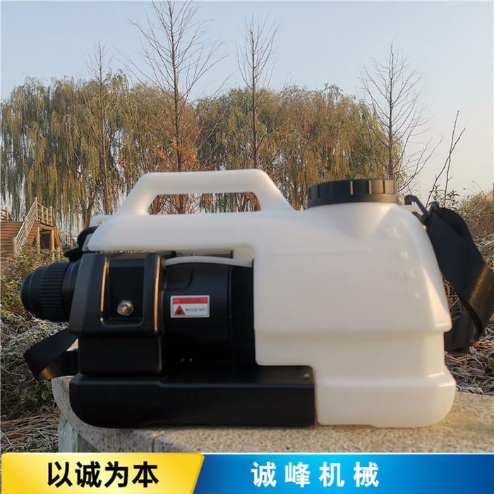 5L蓄电池喷雾器 电动气溶胶消毒机 蓄电池低容量喷雾器CS-3020
