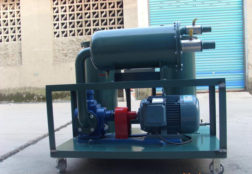 重庆通瑞滤油机厂YL-B-300热油过滤机淬火油过滤净化机