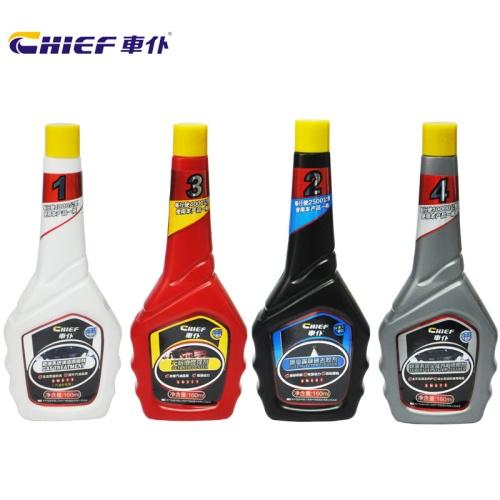 车仆/chief 燃油系统四件套套装 燃油添加剂套装(160