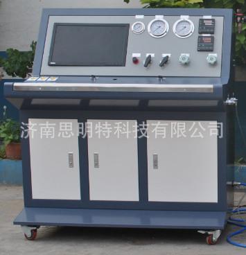 高压油管液压空压机-高压空压机 高压油管路水压试验机 高压油管路气密性检测设备