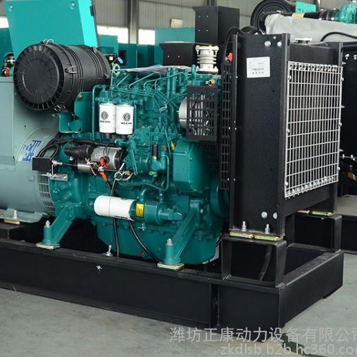 潍柴DEUTZ道依茨40KW发电机组 焊机空压机专用40千瓦柴油发电机