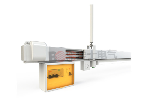 BSM5滑触式多极照明母线槽为铝合金外壳、工程塑料内管