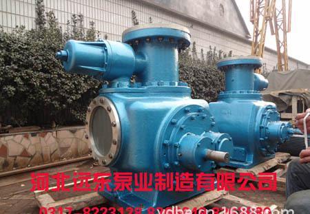 渣油泵用W8.4ZK-150M0W73双螺杆泵
