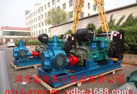 输送减压渣油泵用KCB483.3齿轮泵效果好-远东泵业