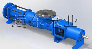输送渣油泵G25-1V-W101单螺杆泵江苏宏信化工有限公司