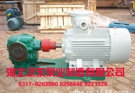 输送渣油2CG-1/1.0渣油泵,2CG齿轮泵,渣油泵