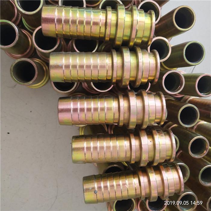 煤矿K型接头  油管接头 煤矿设备配件 矿用直通