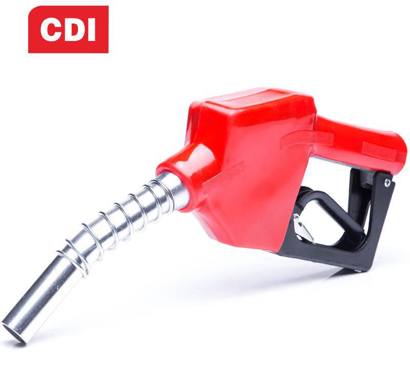 CDI 11A自封加油枪 柴油汽油煤油专用加油枪 加油机配件 6分进口