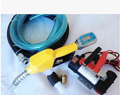 柴油煤油电瓶计量油泵,油枪油管配套