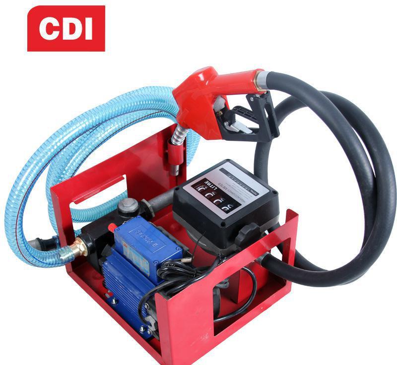 CDI 220V防爆加油机 柴油汽油煤油甲醇 ZC05加油机