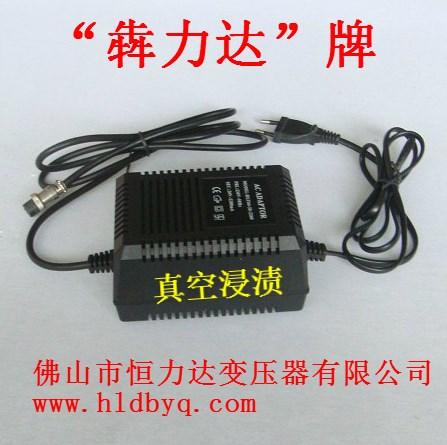 犇力达牌45VA-45W 调音台带壳外置交流电源变压器  66/45方牛 230V/2X20V(1000ma) EI火牛