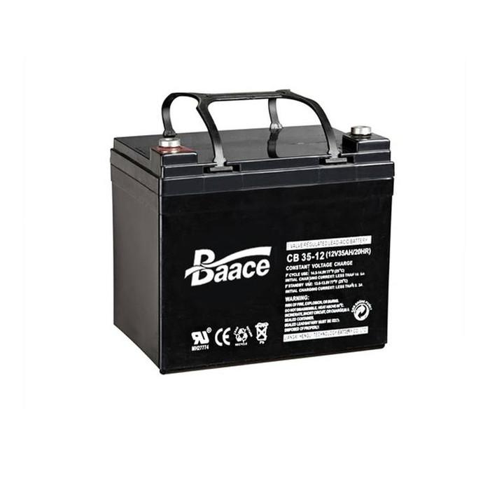 ENDURING蓄电池CB33-12恒力蓄电池12V33AH配电室UPS电源电池 EPS直流屏电池 机房高低压配电柜