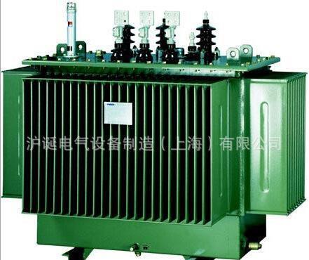 沪诞直销 三相油浸式变压器 10kva/0.4  油浸式配电变压器200kva