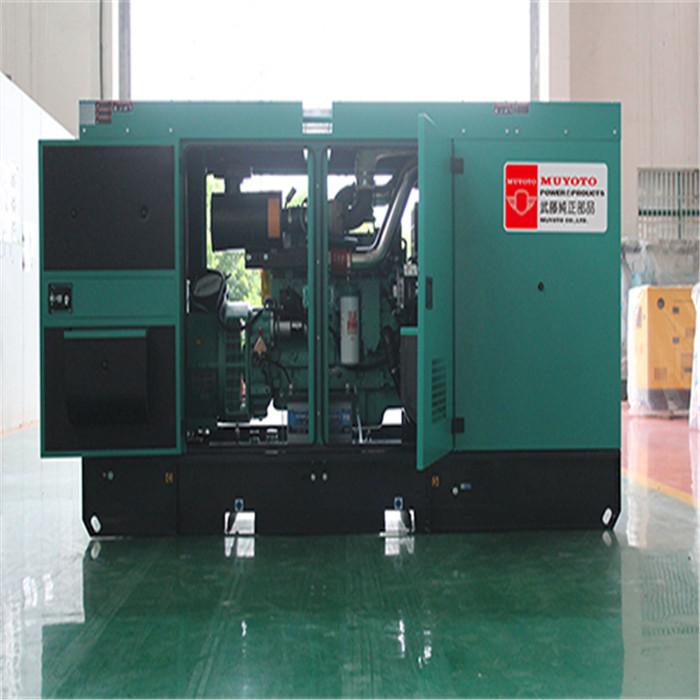 50kw潍柴 发电机组低温柴油发电机