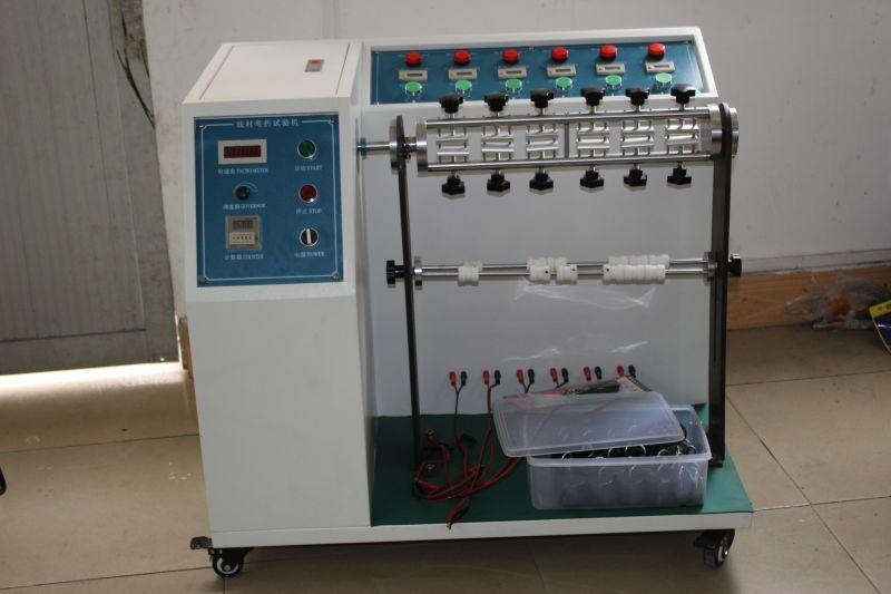 东莞厂家线材摇摆试验机 线材摇摆弯折试验机 插头引线弯折试验机