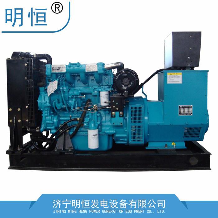 潍柴发电机组 50KW-150KW柴油发电机 潍柴华丰动力