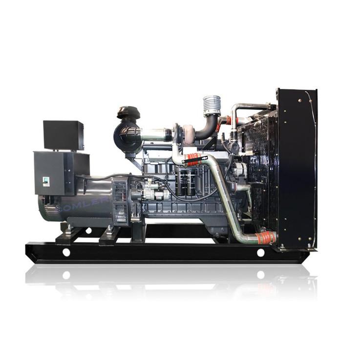 【康姆勒】400kw上柴柴油发电机组 康姆勒发电机组电话议价