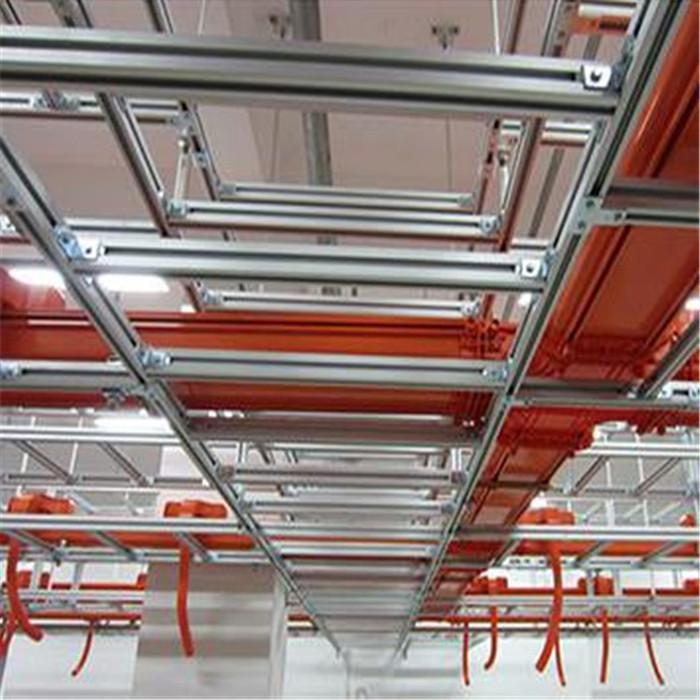 新式走线架  梯形桥架 网络桥架 转角架 理线架 电缆桥架 轻型多孔