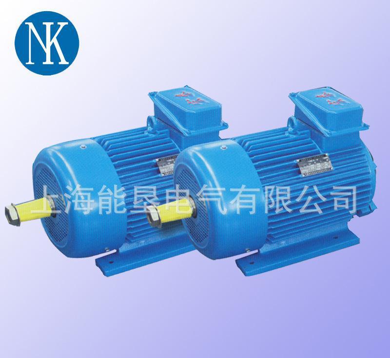 供应上海能垦YZ180L-6 15KW起重机冶金用电动机 专业品质