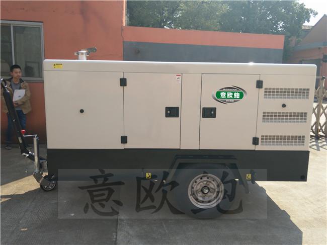 150kw柴油发电机 无刷发电机组 静音发电机组 纯铜发电机组