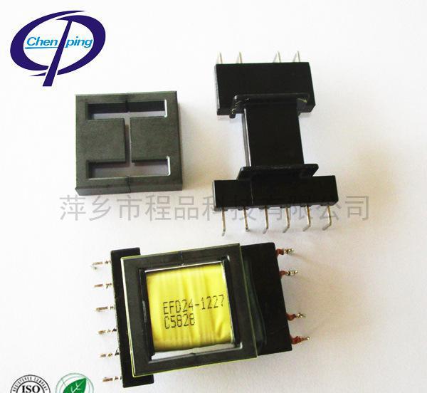 液晶电视电源变压器EFD24打样定做,江西萍乡程品科技