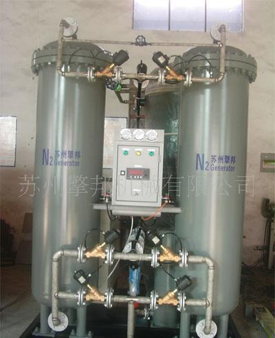 氮气纯化设备 加氢除氧氮气机 气辅接头 变压软管氮气分离