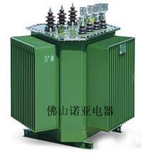 广东佛山诺亚S13-(M.RL)-30调压变压器油浸式变压器立体三角形卷铁芯变压器节能降耗环保保修两年全机全新