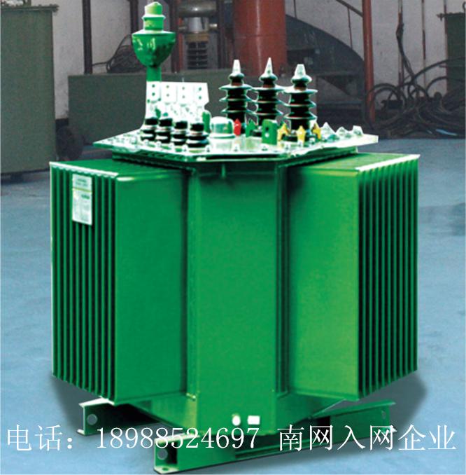 广东佛山诺亚S13-(M.RL)-63调压变压器油浸式变压器立体三角形卷铁芯变压器节能降耗环保保修两年全新