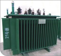 广东佛山油浸式变压器S11-1600KVA系列油浸式电力变压器油 浸式调压变压器
