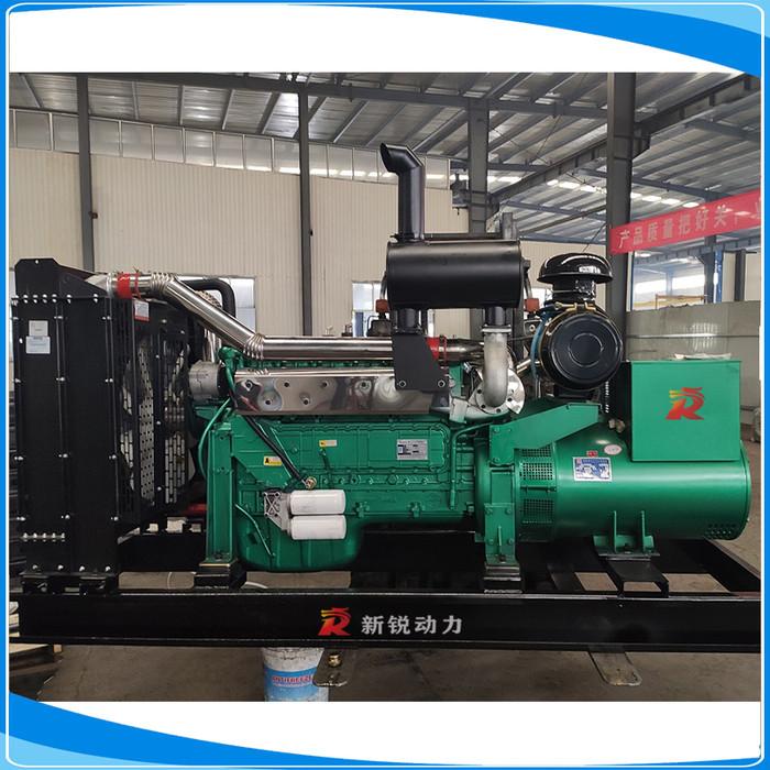 潍坊发电机组 学校发电机组 300Kw发电机组 新锐动力