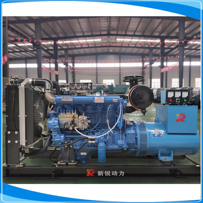 潍柴120KW~2350千瓦柴油发电机组 静音箱自动化移动式电站 船用发电机组 斯坦福发电机 全国联保