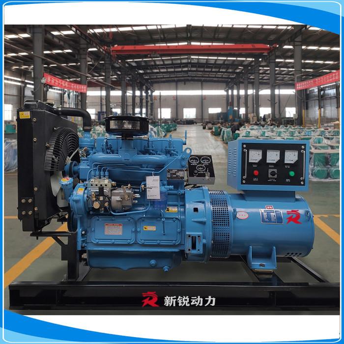 柴油发电机 矿场发电机组 30kw发电机组 新锐动力