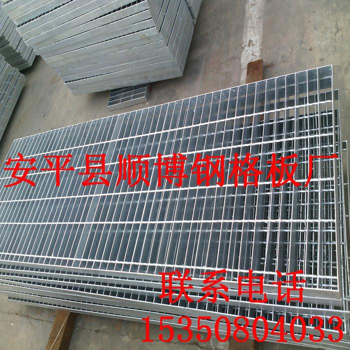 毫州发电厂工程镀锌压焊钢格栅 变电站防滑齿形钢格栅板 市政建设钢格板