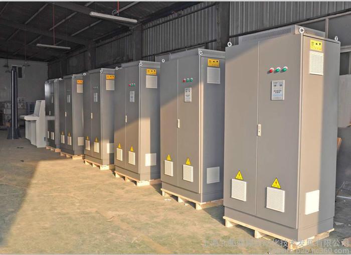 低压电器 K2水泵智能软启动柜(双软启动 具备双泵同启 专用变频器