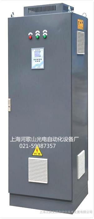 低压电器 一控二水泵智能软启动柜(双软启动 具备双泵同启 双泵轮换,一主一备,定时轮换,定时启动功能) 专用变频器