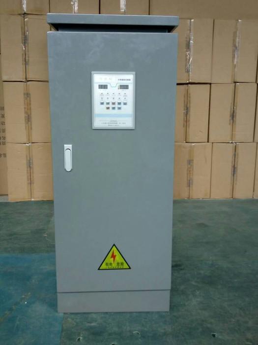 低压电器 一控二水泵智能软启动柜(双软启动 具备双泵同启 专用变频器