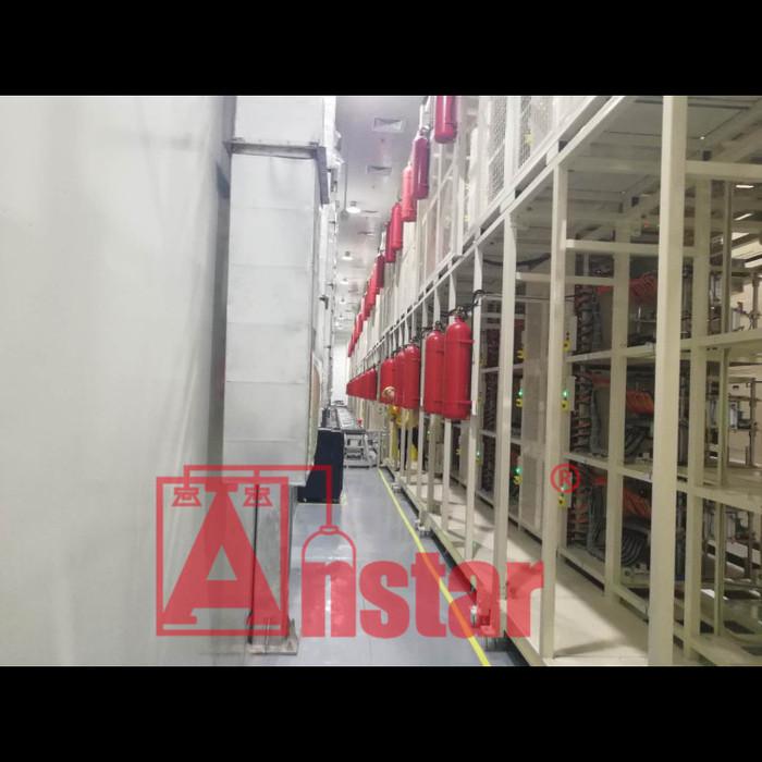 安士达新能源汽车灭火 动力电池舱火灾早期探测 应急电源柜灭火装置