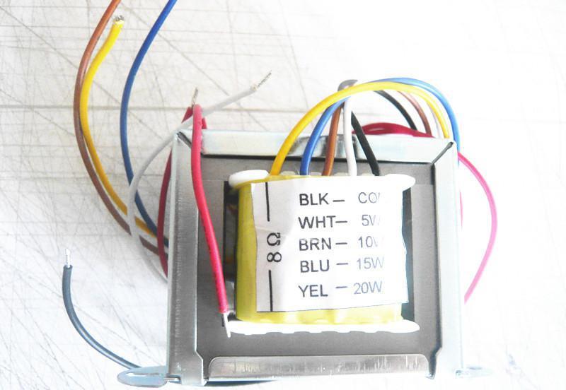 Merry King美庆EI电源变压器 EI音频变压器 EI低频变压器