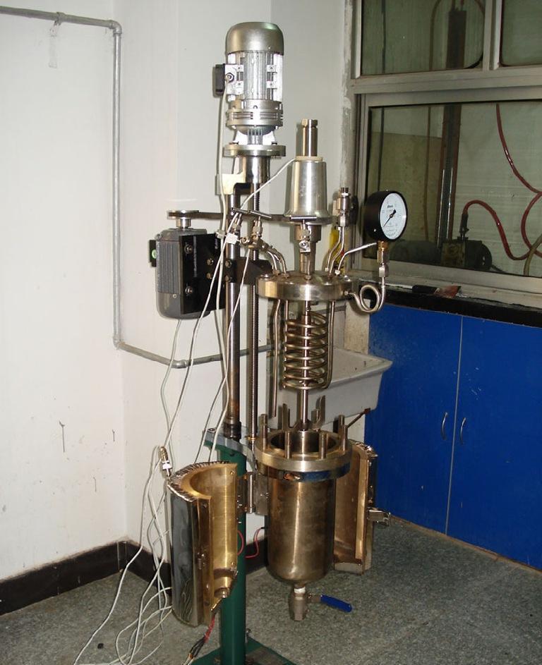 振泓加氢磁力反应釜 山东反应设备厂家 磁力不锈钢反应釜 高压釜