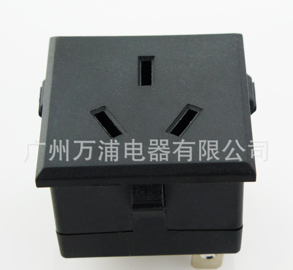 国标插座 PDU电源插座 卡式逆变器插座 插座配件