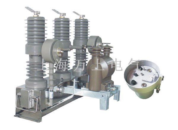 ZW32-12F/630-20真空断路器 高压电器 电工电气 江苏直销
