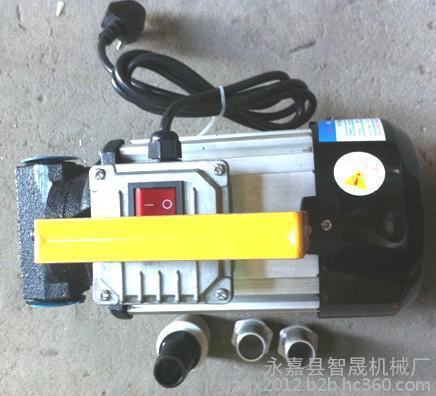 电动加抽油泵YTB-G-40 -65自吸齿轮油泵柴油机油液压油220V加油泵