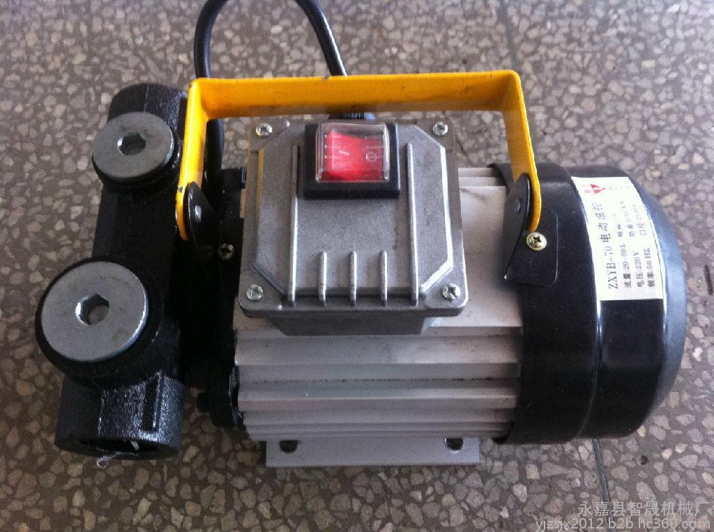 220v大流量自吸泵 柴油/煤油抽油泵(禁止用于汽油.甲醇加注)