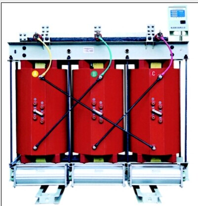 SCB10-630kva干式配电变压器